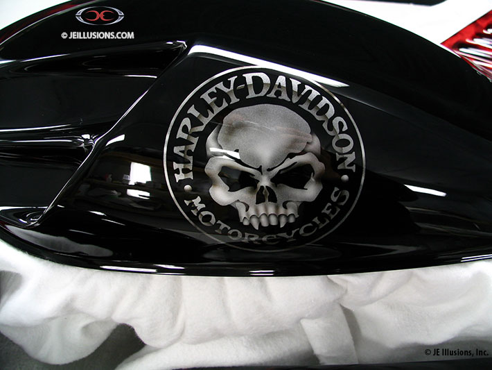 Freedom Harley Davidson >> Slow Burn | Custom | Cutting Edge Illusions