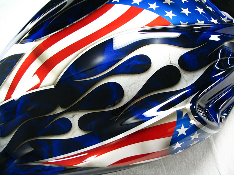 Patriotic | Custom | Cutting Edge Illusions