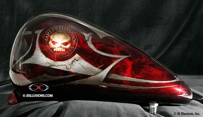 Freedom Harley Davidson >> Forged Metallic Harley Heritage Softail   Custom   Cutting ...